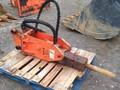 2013 NPK Hydraulic Breaker Backhoe and Excavator Attachment