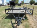 2015 CROSS TRAILERS 18x83 Flatbed Trailer