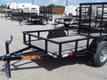 2017 CROSS TRAILERS 5X8 Flatbed Trailer