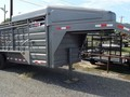 2008 Norte Stock Trailer Livestock Trailer