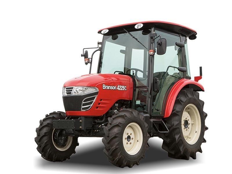 2017 Branson 4225CH Tractor