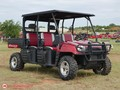 2009 Polaris Ranger 700 Crew EFI ATVs and Utility Vehicle