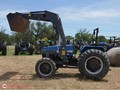 1996 Long 2460DTC Tractor