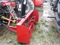 "2004 Case IH 60"" Snowblower Snow Blower"