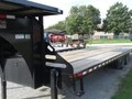2016 Midsota FB32GN-HB Flatbed Trailer