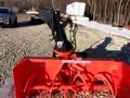 2016 Kubota L4474 Snow Blower