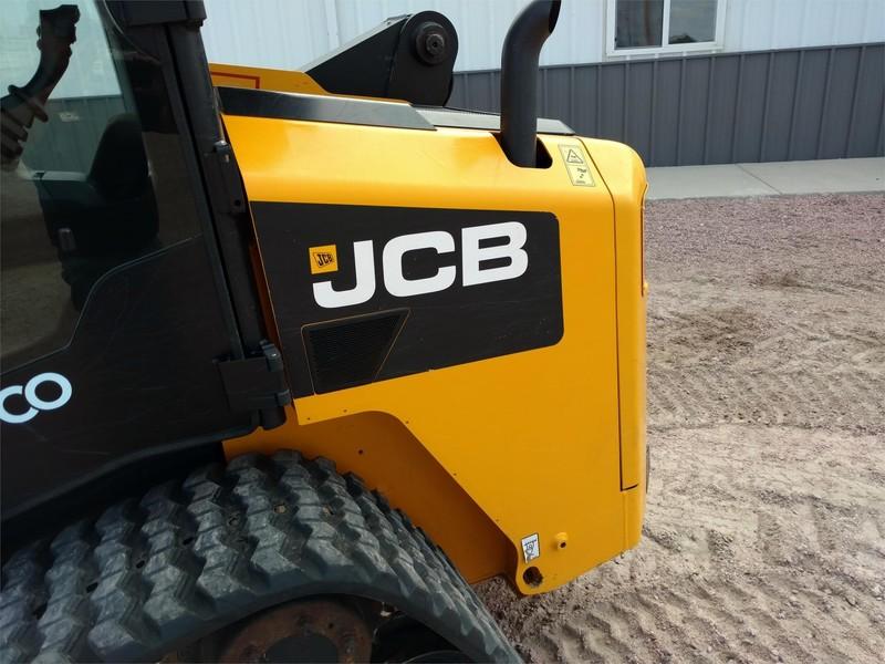 2014 JCB 260T Skid Steer