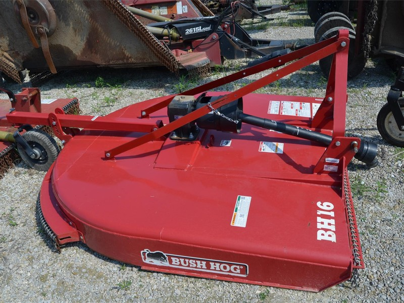 Used Bush Hog BH16 Rotary Cutters for Sale | Machinery Pete