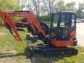 2017 Kubota KX033-4 Excavators and Mini Excavator