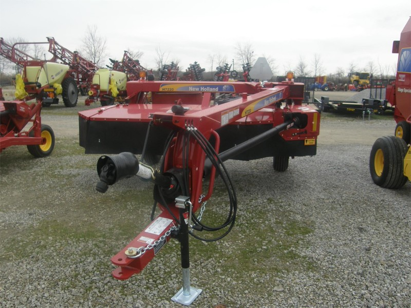 New Holland H7220 Mower Conditioner