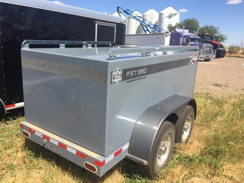 2015 Thunder Creek FST990 Fuel Trailer
