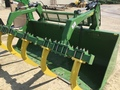 2015 MDS Grapple Bucket Loader and Skid Steer Attachment