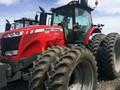 2012 Massey Ferguson 8660 Tractor