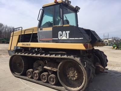 1995 Caterpillar Challenger 75C Tractor