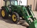 2011 John Deere 5101E Tractor