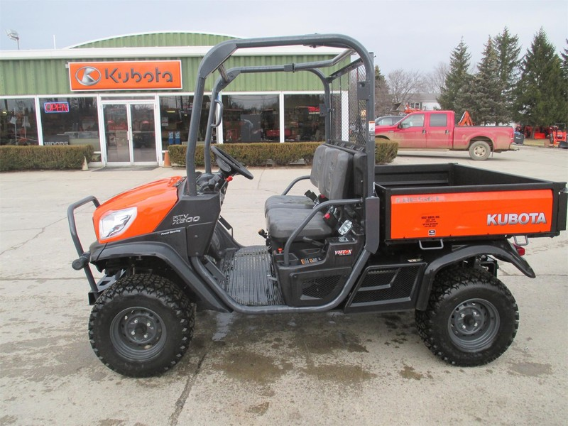 2014 kubota rtv x900 atvs and utility vehicle dryden mi. Black Bedroom Furniture Sets. Home Design Ideas