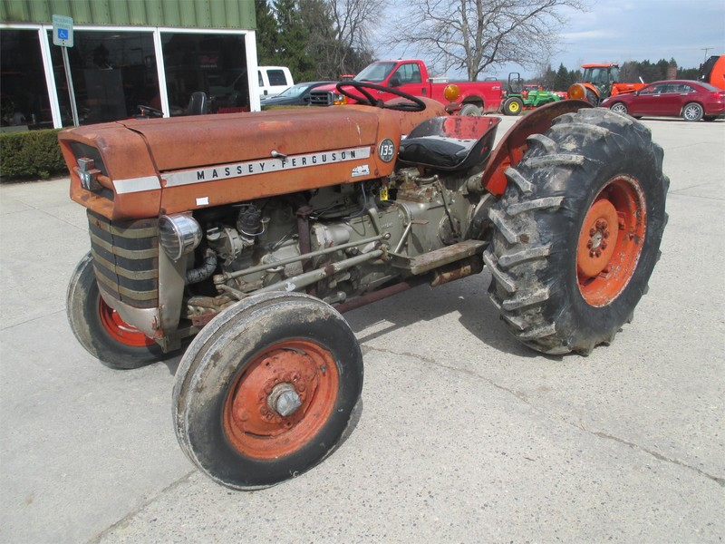 Used Massey Ferguson 135 Tractors for Sale | Machinery Pete