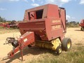 2001 New Holland 648 Round Baler