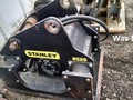 Stanley HSX6 Loader and Skid Steer Attachment