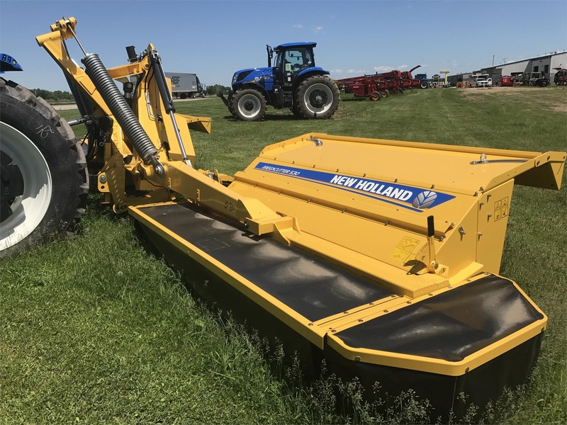 2016 New Holland MegaCutter 530 Mower Conditioner