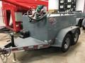 2018 Thunder Creek EV750 Fuel Trailer