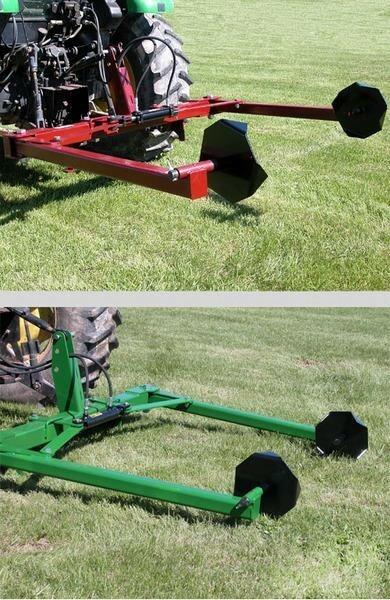 2017 TRI-L UNR3000C Hay Stacking Equipment