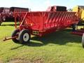 2014 H & S FWS2A Feed Wagon