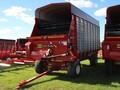 2014 H & S FBXC7419 Forage Wagon
