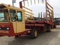 1998 New Holland 1089 Bale Wagons and Trailer