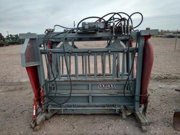 WW RanchMaster Cattle Equipment