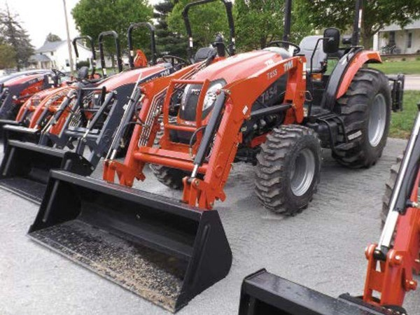 2016 TYM T454 Tractor