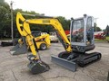Wacker Neuson EZ38 Excavators and Mini Excavator