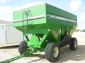 2010 Parker 605 Gravity Wagon
