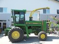 1978 John Deere 5460 Self-Propelled Forage Harvester