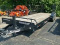 2016 Coyote CP20 Flatbed Trailer