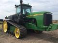 2001 John Deere 9400T Tractor