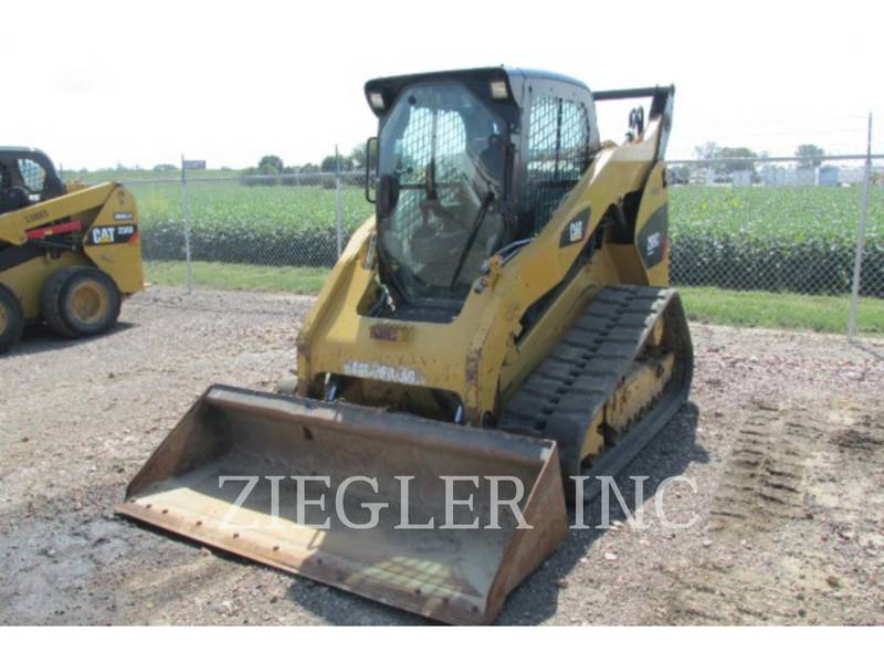 2012 Caterpillar 289C2 Skid Steer
