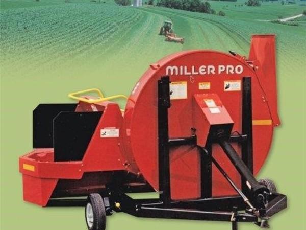 2017 Miller Pro 1060 II Forage Blower