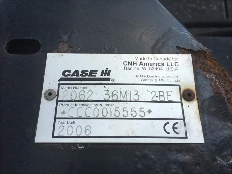 2006 Case IH 2062 Platform