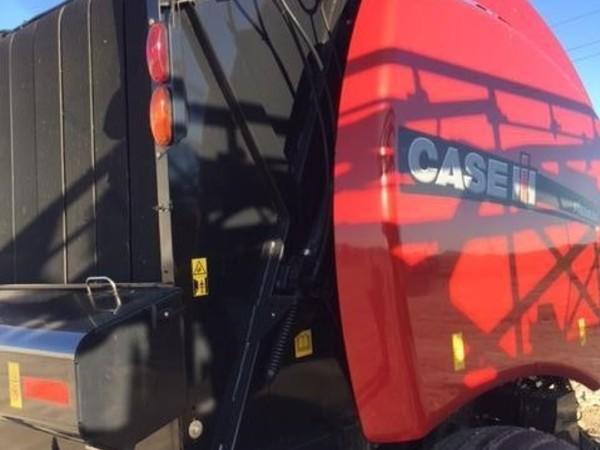 2017 Case IH RB565 Round Baler