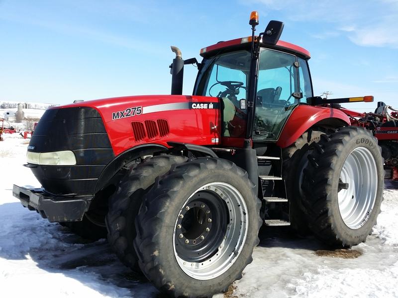 2006 Case IH MX275 Tractor