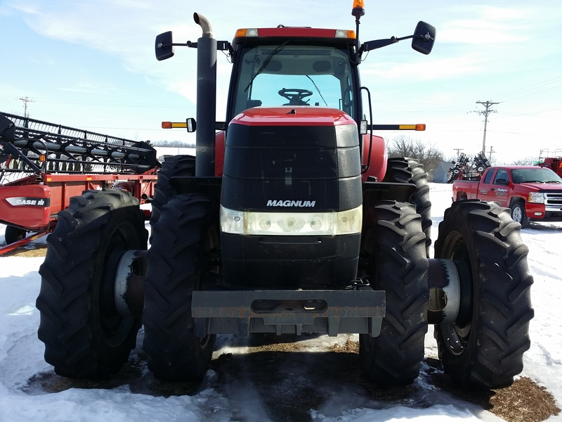 2006 Case IH MX275 Tractor