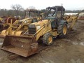 Ford 655C Backhoe