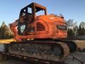 Doosan DX140 LCR-3 Excavators and Mini Excavator