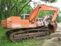 Hitachi EX270 LC Excavators and Mini Excavator
