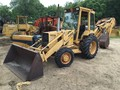 Ford 555B Backhoe