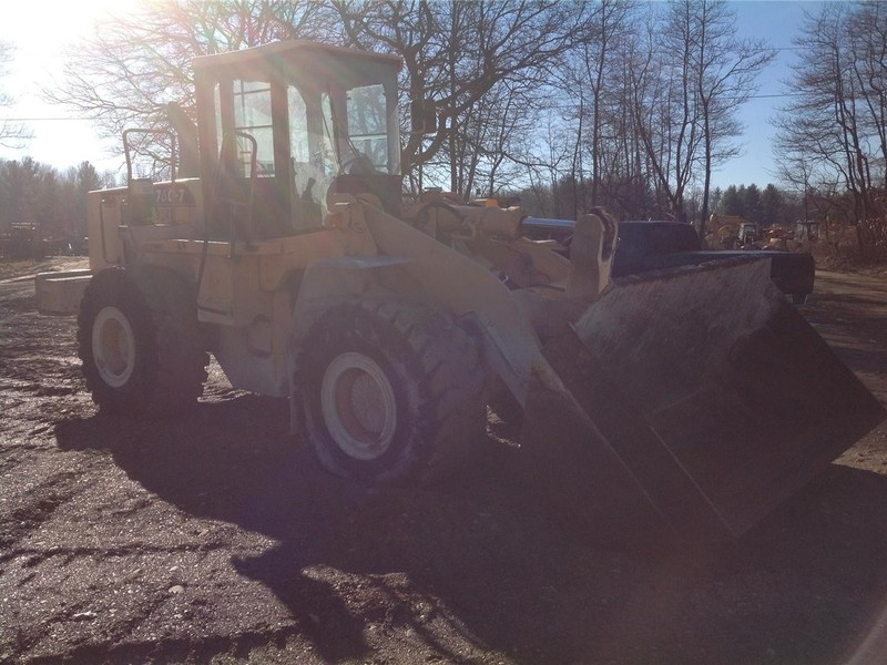 Hyundai HL760-7 Wheel Loader