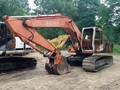 Hitachi EX200 LC Excavators and Mini Excavator