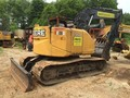 Deere 135D Excavators and Mini Excavator