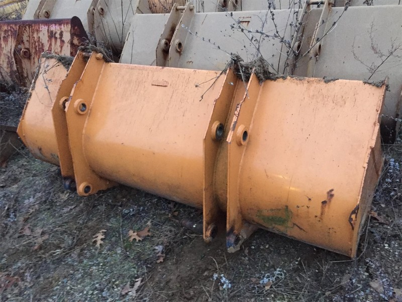 Case 87368702 Loader and Skid Steer Attachment